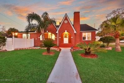 1606 Belmonte Ave, Jacksonville, FL 32207 - MLS#: 923033