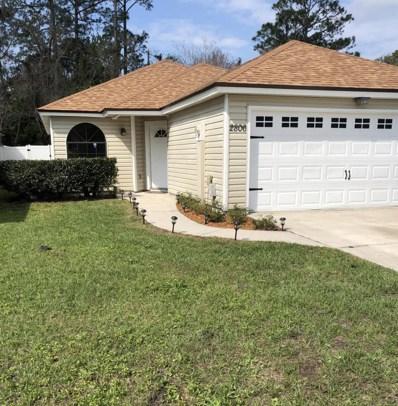 2806 Lantana Lakes Dr W, Jacksonville, FL 32246 - #: 923465