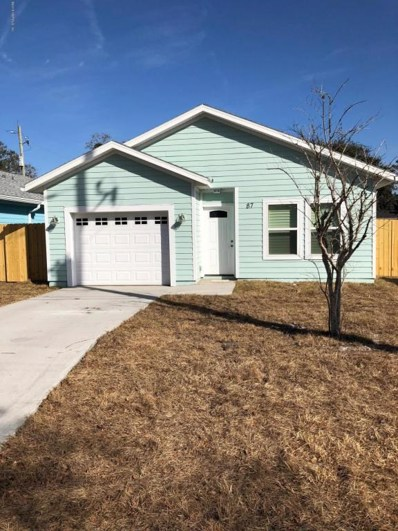83 W 4TH St UNIT 1, Atlantic Beach, FL 32233 - #: 923651
