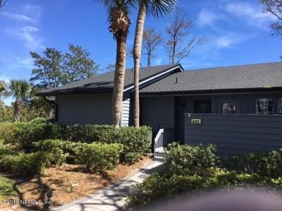 337 Quail Pointe Dr, Ponte Vedra Beach, FL 32082 - #: 924961