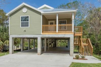 540 Live Oak St, St Augustine, FL 32084 - #: 925431