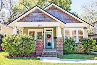 1412 Rensselaer Ave, Jacksonville, FL 32205 - MLS#: 925626