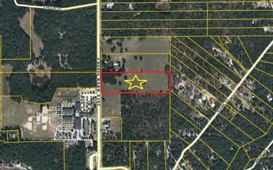 0 County Rd 315C, Keystone Heights, FL 32656 - #: 926037