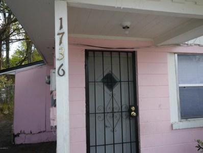 1736 W 26TH St, Jacksonville, FL 32209 - #: 926451