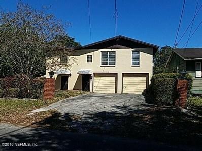 1315 Wolfe Ct, Jacksonville, FL 32209 - MLS#: 926531