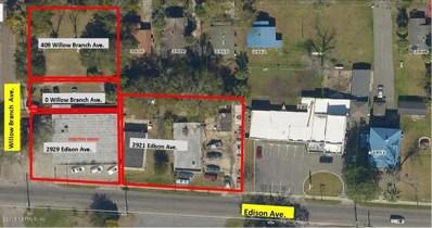 2929 Edison Ave, Jacksonville, FL 32254 - MLS#: 926977