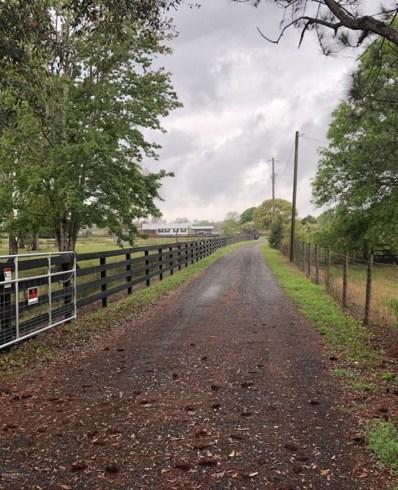 Raiford, FL home for sale located at 24886 NE 170TH Ter, Raiford, FL 32083