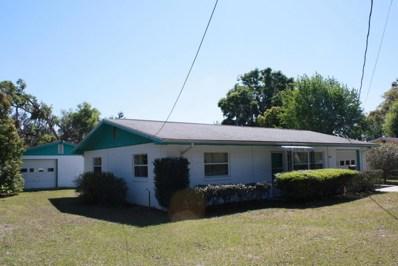 605 Magnolia Ave, Crescent City, FL 32112 - #: 927200