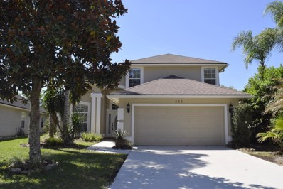 385 Tropical Trce, Jacksonville, FL 32259 - MLS#: 927458