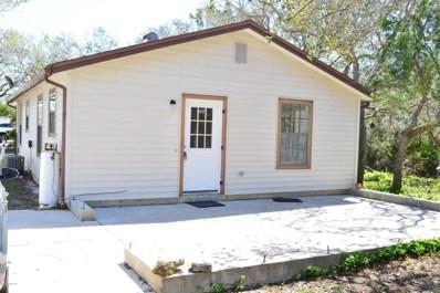 6681 Madison St, St Augustine, FL 32080 - #: 927459