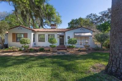 1133 Morvenwood Rd, Jacksonville, FL 32207 - MLS#: 927566