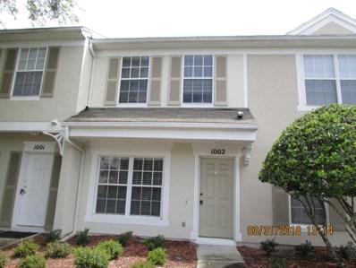8230 N Dames Point Crossing Blvd UNIT 1002, Jacksonville, FL 32277 - MLS#: 928778