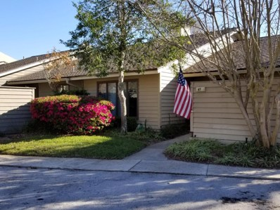 67 Fishermans, Ponte Vedra Beach, FL 32082 - #: 929218