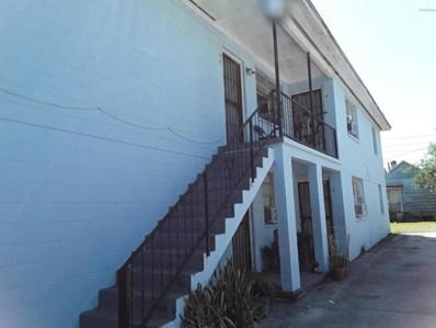 1550 Morgan St, Jacksonville, FL 32209 - #: 929276