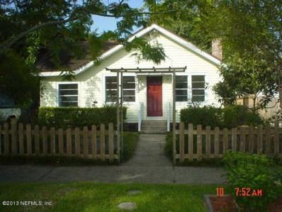 1048 Lark St, Jacksonville, FL 32205 - #: 929318