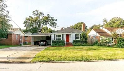 1242 Peachtree St, Jacksonville, FL 32207 - MLS#: 929375