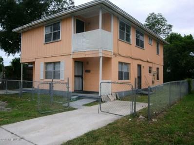 712 Eaverson St, Jacksonville, FL 32204 - #: 929759