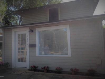 1712 Cherry St, Jacksonville, FL 32205 - #: 929889