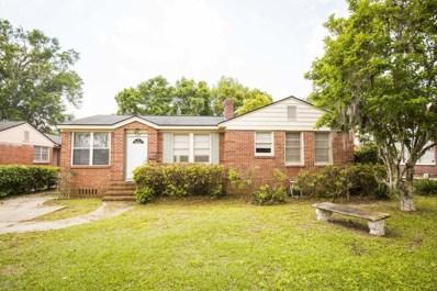 428 W 69TH St, Jacksonville, FL 32208 - #: 929907