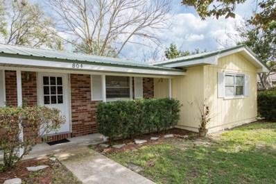 804 Alhambra Ave, St Augustine, FL 32086 - #: 930428