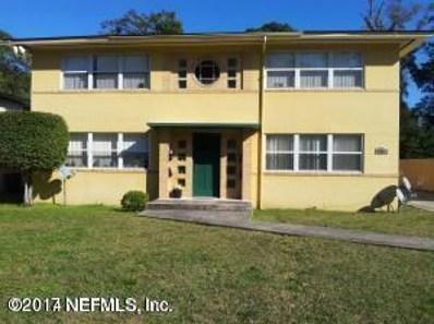 3411 Hendricks Ave UNIT 3, Jacksonville, FL 32207 - MLS#: 931205