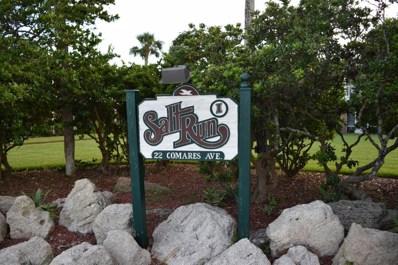 22 Comares Ave UNIT 6A, St Augustine, FL 32080 - #: 931287