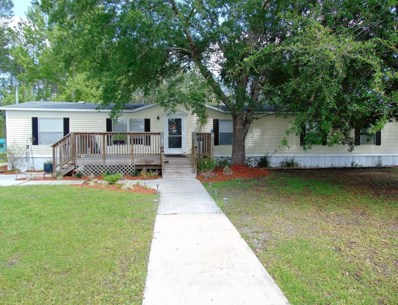 11695 County Road 121, Bryceville, FL 32009 - #: 931319