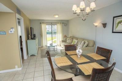 880 A1A Beach Blvd UNIT 2106, St Augustine Beach, FL 32080 - #: 931455