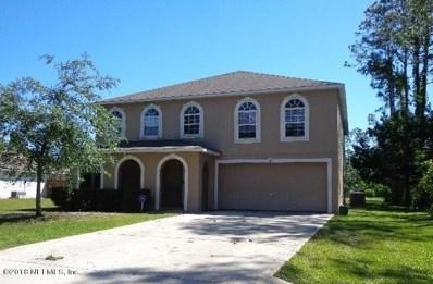 4 Ziegler Pl, Palm Coast, FL 32164 - #: 932170