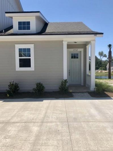 1552 Coastal Cottage Ln, Fernandina Beach, FL 32034 - MLS#: 932448