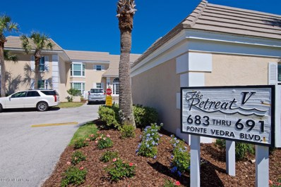 685 Ponte Vedra Blvd UNIT 685A, Ponte Vedra Beach, FL 32082 - #: 932572