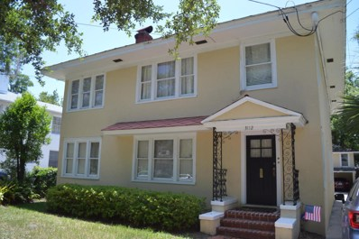 3112 Riverside Ave UNIT UPSTAIRS, Jacksonville, FL 32205 - MLS#: 932693