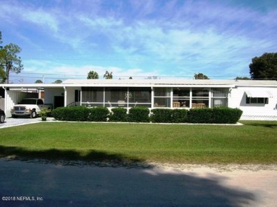 Crescent City, FL home for sale located at 110 Iowa St, Crescent City, FL 32112