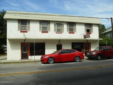 214 San Marco Ave, St Augustine, FL 32084 - #: 933037