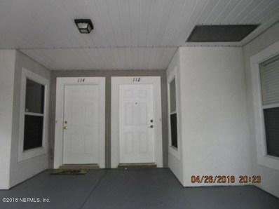 6094 Maggies Cir UNIT 112, Jacksonville, FL 32244 - #: 933412