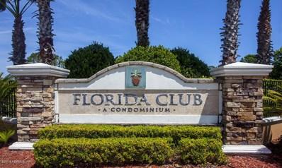 535 Florida Club Blvd UNIT 105, St Augustine, FL 32084 - #: 933483
