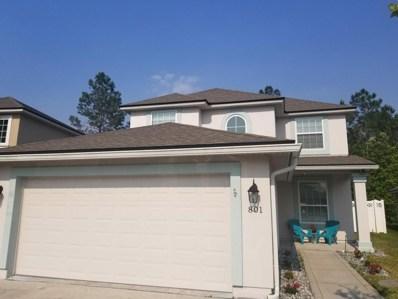 801 Glendale Ln, Orange Park, FL 32065 - MLS#: 933512