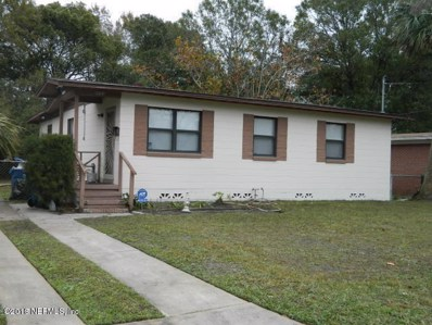 5721 Bree Rd, Jacksonville, FL 32209 - #: 934113