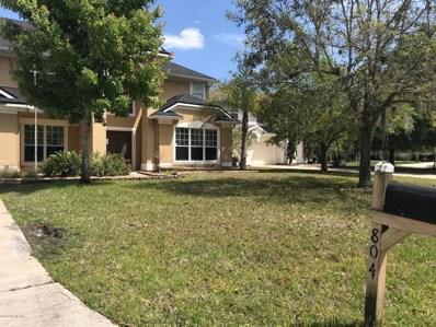 804 Lapoma Way, St Johns, FL 32259 - #: 934190