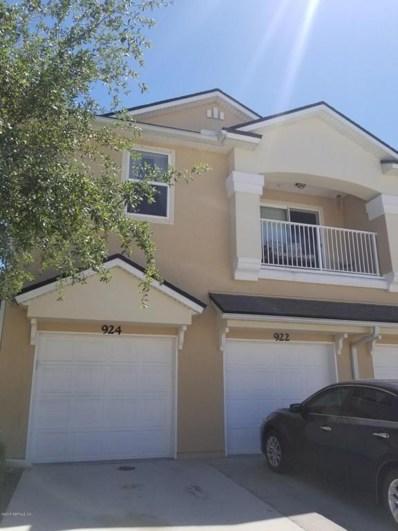 924 Golden Lake Loop, St Augustine, FL 32084 - #: 934271