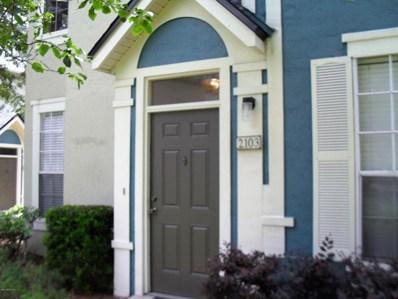 13703 Richmond Park Dr N UNIT 2103, Jacksonville, FL 32224 - #: 934293