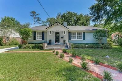 1347 Lakewood Rd, Jacksonville, FL 32207 - MLS#: 934716