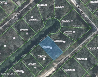 142 Landmark Ave, Satsuma, FL 32189 - MLS#: 935066