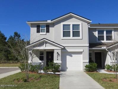 474 Walnut Dr, St Johns, FL 32259 - MLS#: 935258