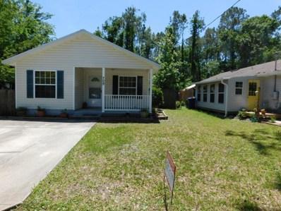 709 W 6TH St, St Augustine, FL 32084 - #: 935527