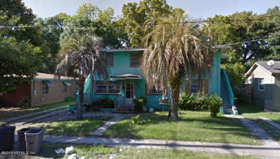 1265 W 26TH St, Jacksonville, FL 32209 - #: 935700