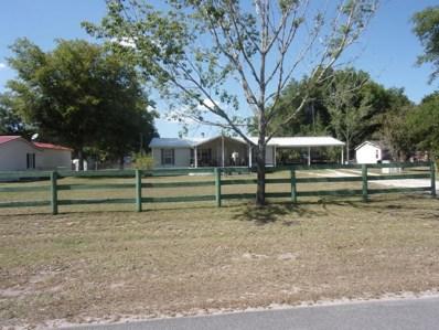 118 Hamilton Rd, Satsuma, FL 32189 - MLS#: 936217