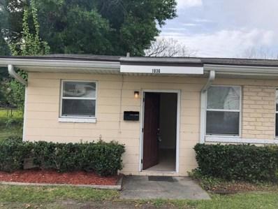 1036 Almeda St, Jacksonville, FL 32209 - #: 936480