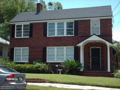 3568 Riverside Ave UNIT 1, Jacksonville, FL 32205 - #: 936662