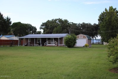 302 Crescent Lake Shore Dr, Crescent City, FL 32112 - #: 937061